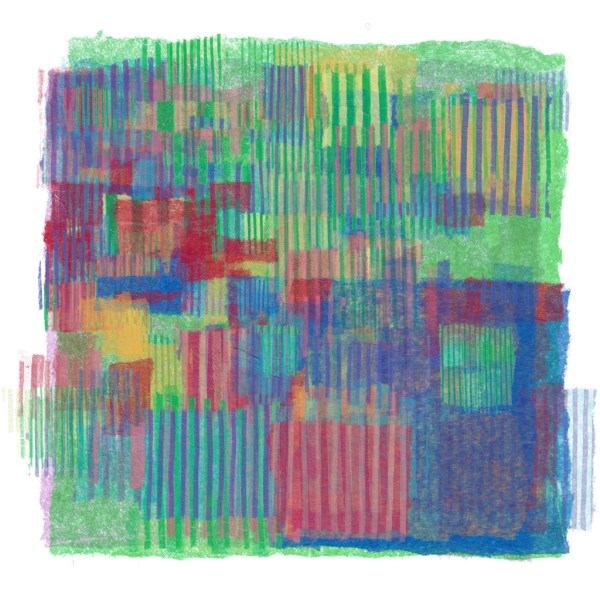Image 10 of part 2 of the development of ApeiroPattern generative art collection A Scheme Not Of This World by Alex Russell
