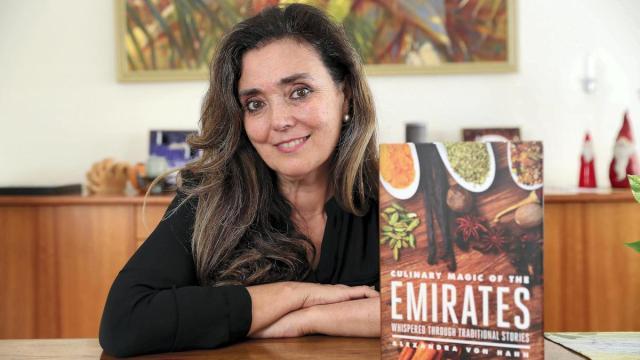 New cookbook explores Emirati food culture and traditions