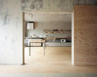 Naruse Inokuma Architects + Hiroka Karibe Setgaya Flat #1