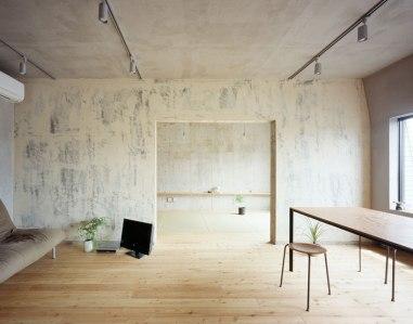 Naruse Inokuma Architects + Hiroka Karibe Setgaya Flat #7