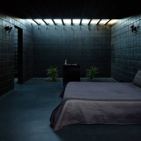 Modern Prison Cell Look