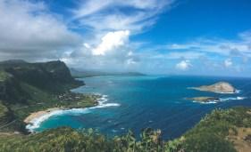 Ka Iwi Scenic Coastline