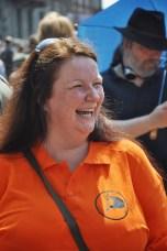 Martina Scharmann, Generalsekretärin KV Piratenpartei Frankfurt