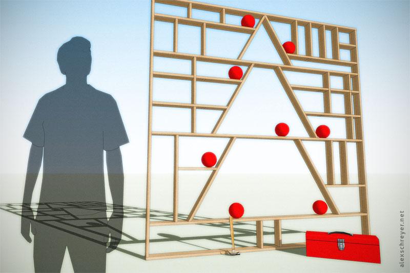 The Construction Tree