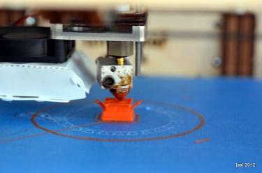 3D printing up close