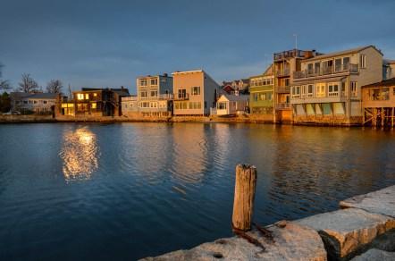 Inner harbor (White Wharf)