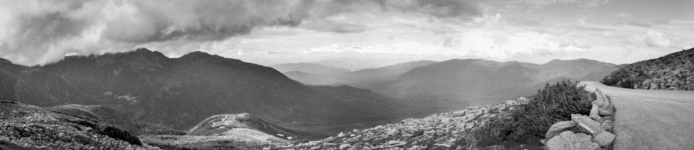 Mount Washington panorama