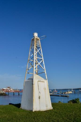 Rockland harbor