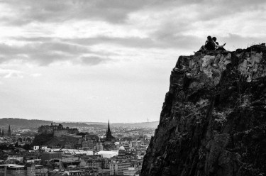 From Arthur's Seat