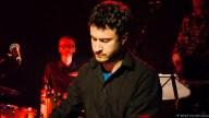 Florian Wagner unterstützte am Klavier (Foto: hansen_pixx)