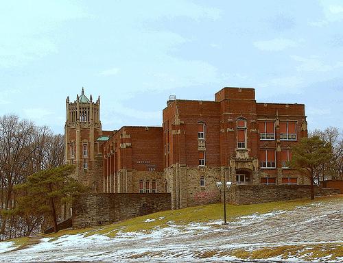 Harvard Elementary School, Toledo