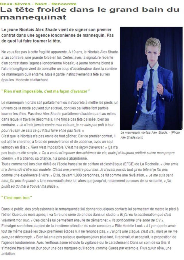 Alex Shade Interview NR