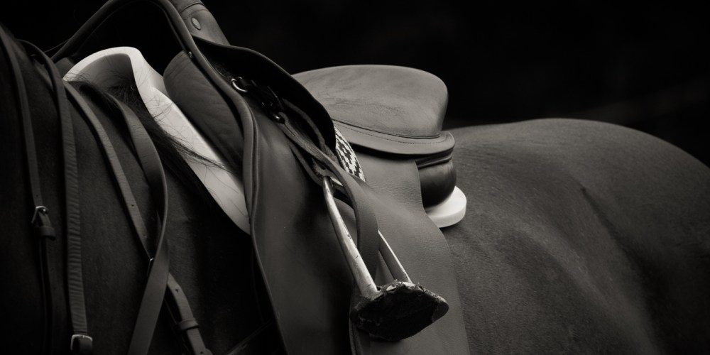 Polo Pony Saddle