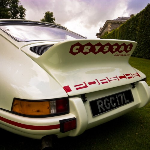 Porsche 911 Carrera at Goodwood