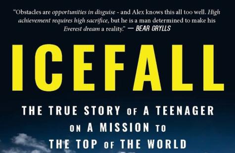 Inspiring Books Icefall