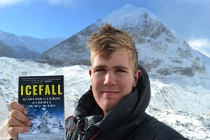 Author and Best Seller Alex Staniforth
