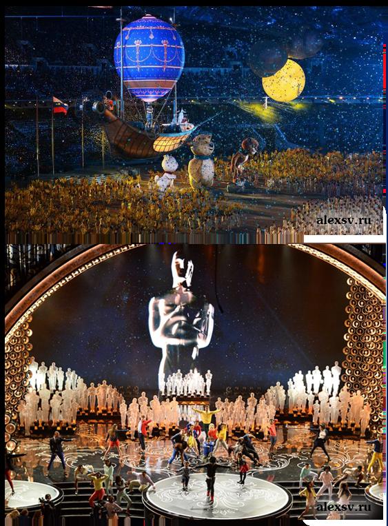 Примеры дизайна церемоний