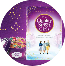 Book cover Quality Street Girls