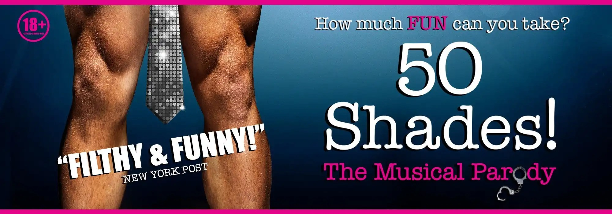 50 Shades | The Musical Parody