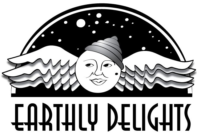 earthly-delights-logo-design