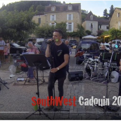 SouthWest live in Cadouin