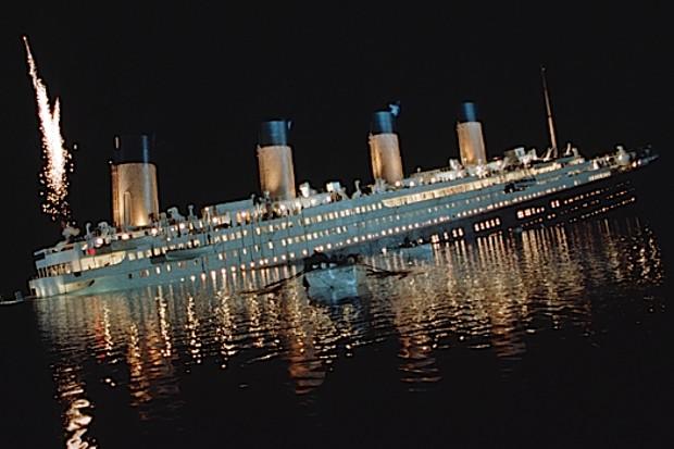 Titanic Trenoweth