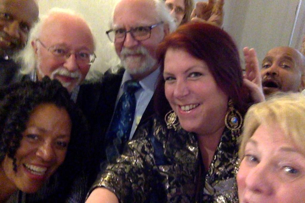 NORWAC astro stars: Cheryl Hopkins, Steven Forrest, Rick Levine, Samuel Reynolds, Alex Trenoweth and Gloria Star