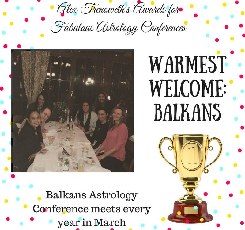 Wonderful astrology conference in Belgrade