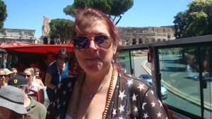 Alex Trenoweth in Rome