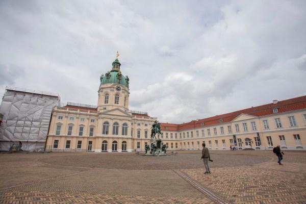 Berlijn – Dag 1 – Charlottenburg