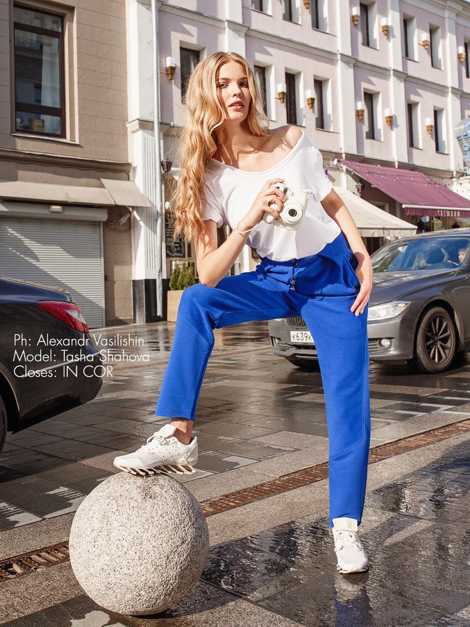 Лукбук IN COR sportswear