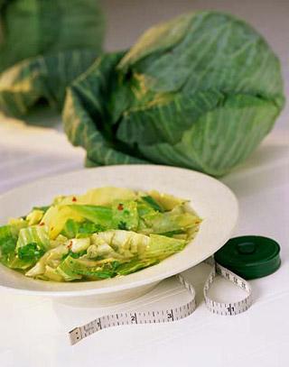 Cabbage Diet