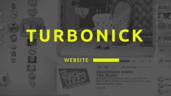 TurboNick Website