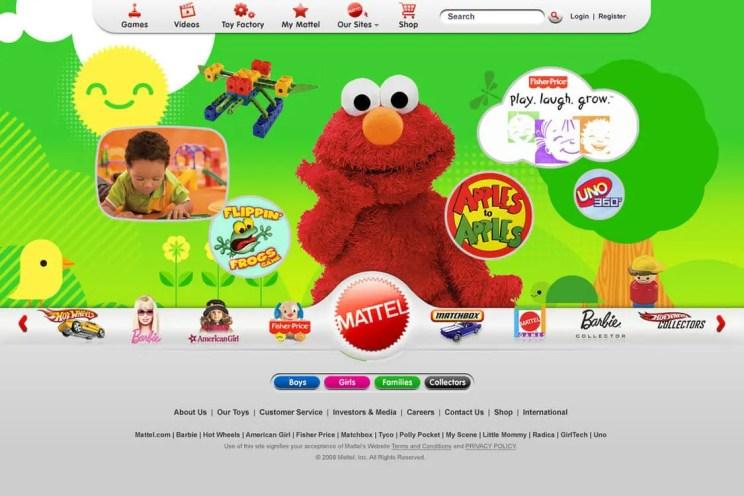 Mattel - Mattel Interactive