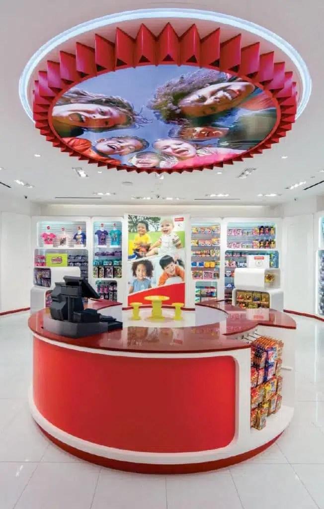 Retail - Mattel Experience