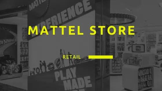Mattel Retail