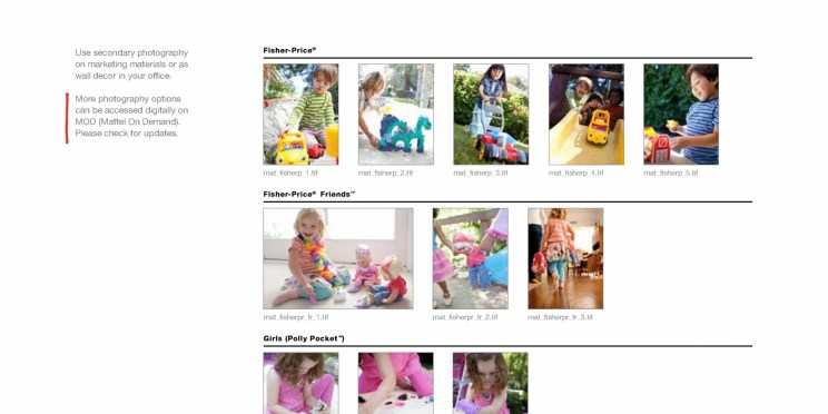 Mattel - Brand