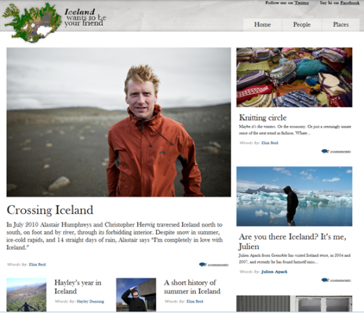 A Blog About Iceland