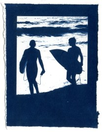 alex-woodhouse-photo-cornwall-cyanotype-landscape-surfing