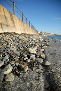 Like pebbles on a beach.