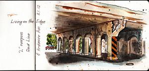 Ardmore overpass 8-1-2012