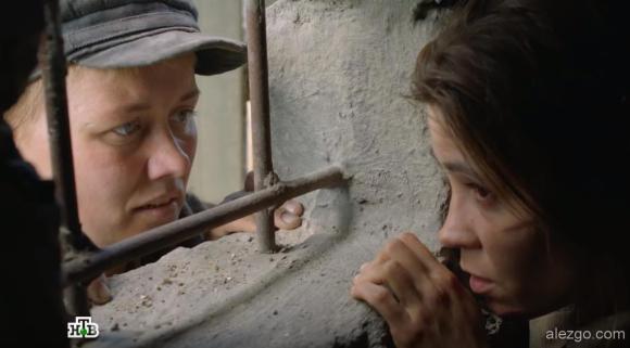 кадр из сериала алжир