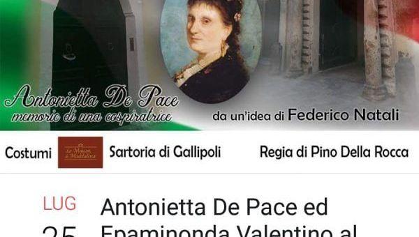 Antonietta De Pace Alezio