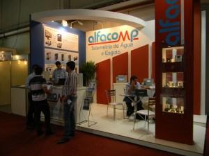 Alfacomp na FENASAN 2014 (7)