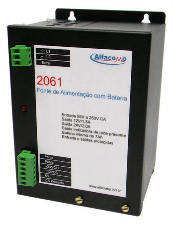 Fonte com bateria 2061