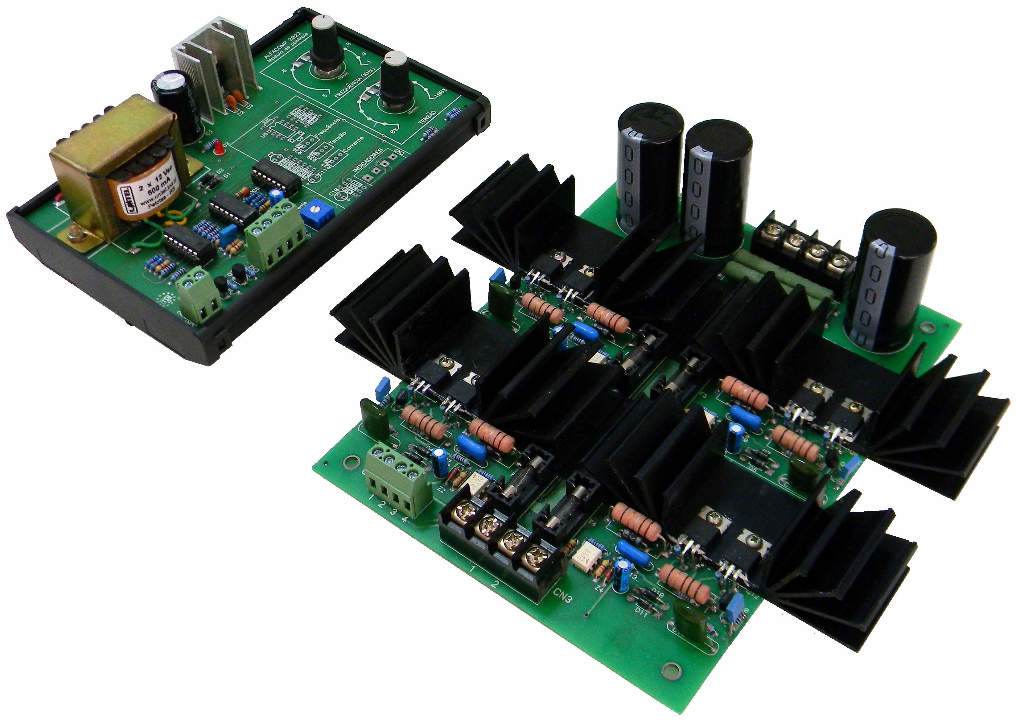 Insensibilizador eletrônico de suínos IE2002