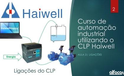 Curso automação com CLP Haiwell