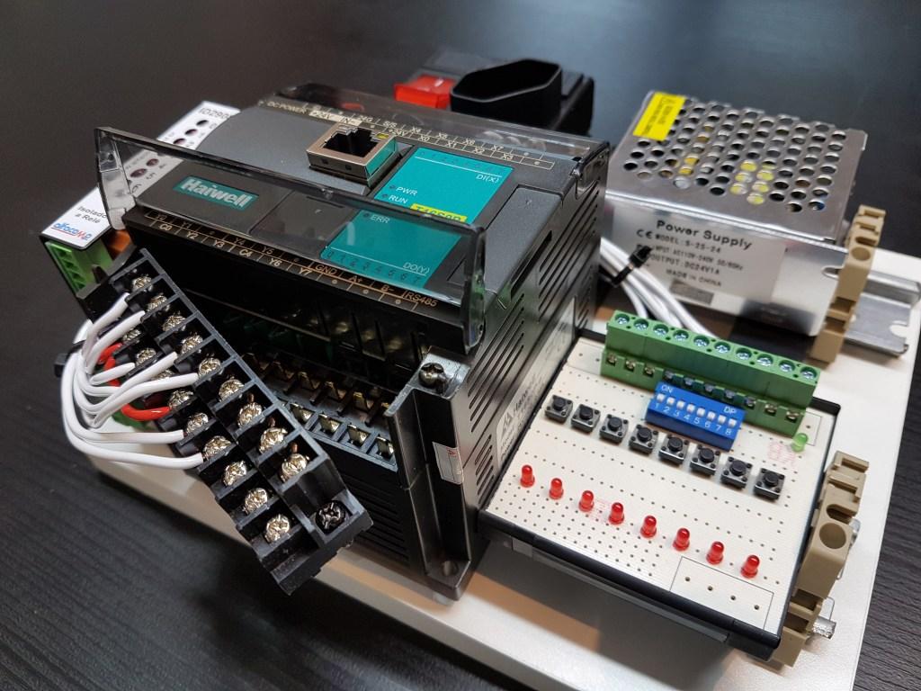 Conector removível do CLP Haiwell