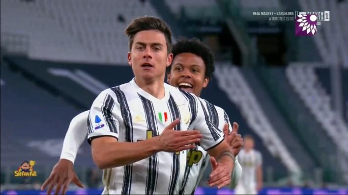 شاهد الهدف الثاني (2 – 0) لصالح يوفنتوس في شباك نابولي