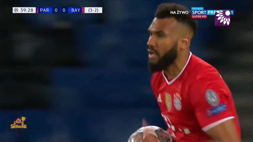 شاهد الهدف الاول ( 1-0 ) لصالح بايرن ميونخ في شباك باريس سان جيرمان